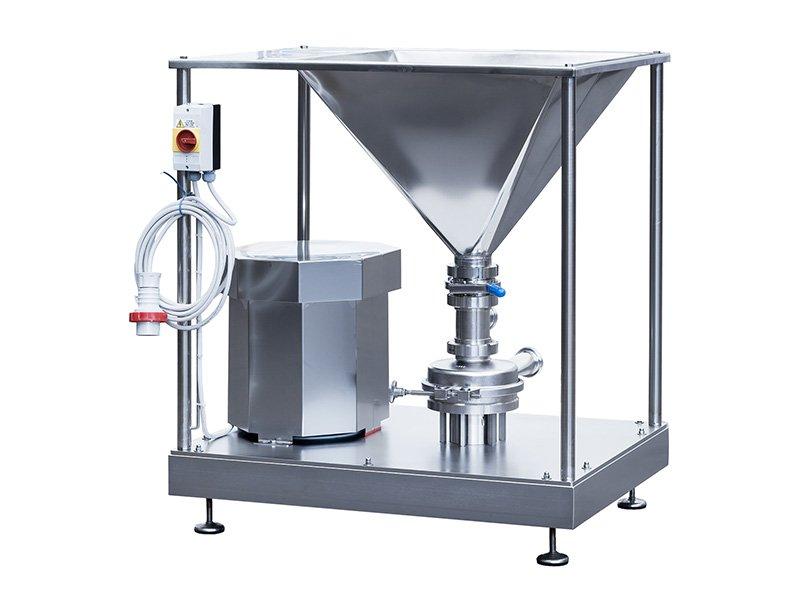 tmv powder mixer - inox-fer mixing systems