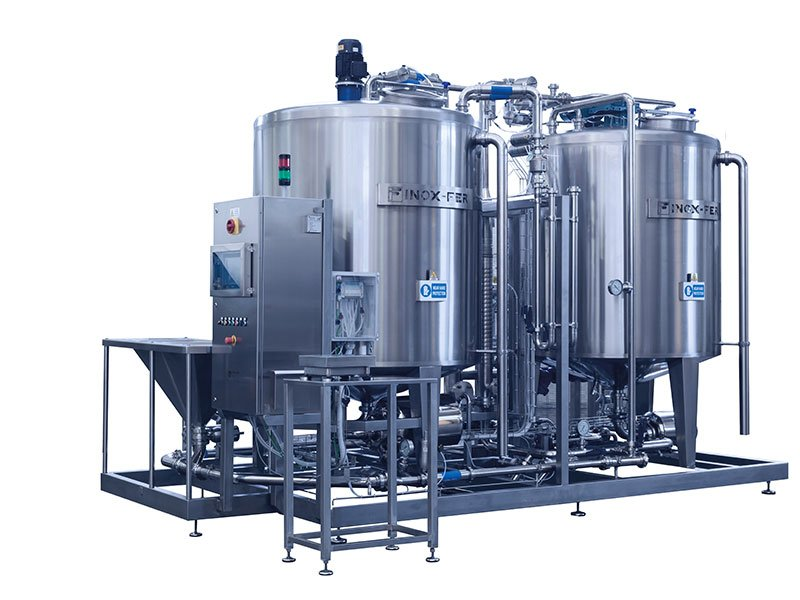 inox-fer mixing systems promix