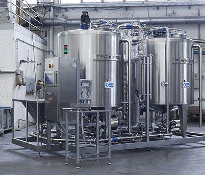 macchina per produrre liquidi di governo