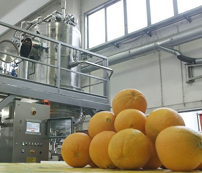 machine for marmalade production