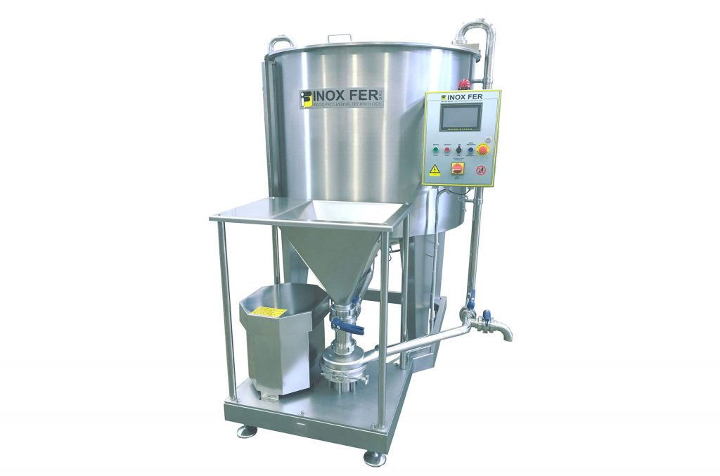 standard-mixing-systems