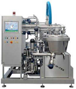 machine for pesto production