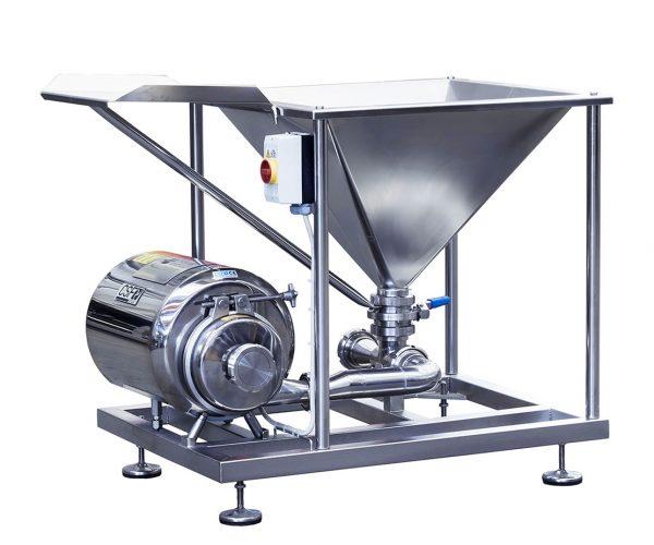 dr powder mixing machine