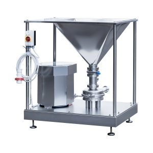 powder-liquid-mixer