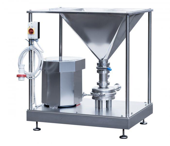 TMV-powder-mixer